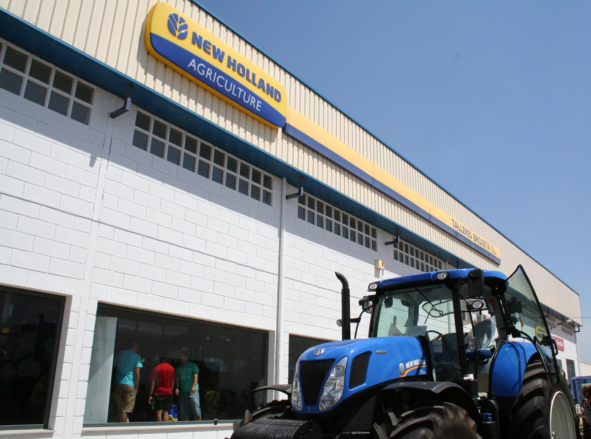 Concesionario Oficial New Holland